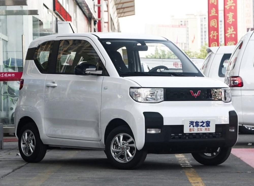 Ô tô điện Trung Quốc bán chạy nhất thế giới giá 100 triệu: Bán 1 chiếc lãi hơn 300 nghìn - Ảnh 1.