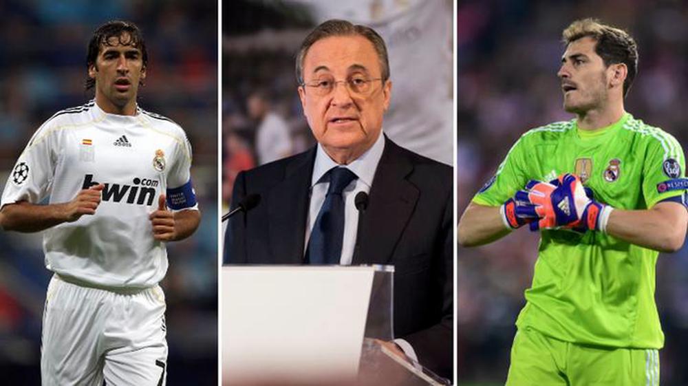 Chủ tịch Perez bị lộ đoạn ghi âm có lời lẽ miệt thị Raul và Iker Casillas vào năm 2006 - Ảnh 1.