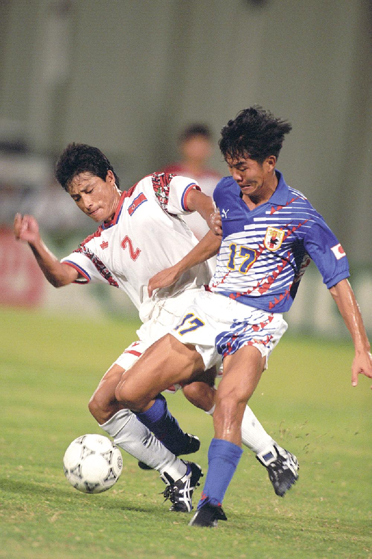 Vòng loại World Cup: Bi kịch ở Doha & bàn thua cay đắng bậc nhất lịch sử bóng đá Nhật Bản - Ảnh 3.