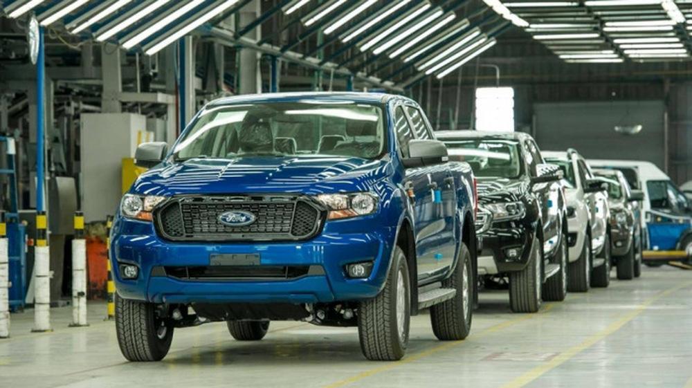 Ford Ranger chính thức xuất xưởng tại Việt Nam, bán giá nào? - Ảnh 1.