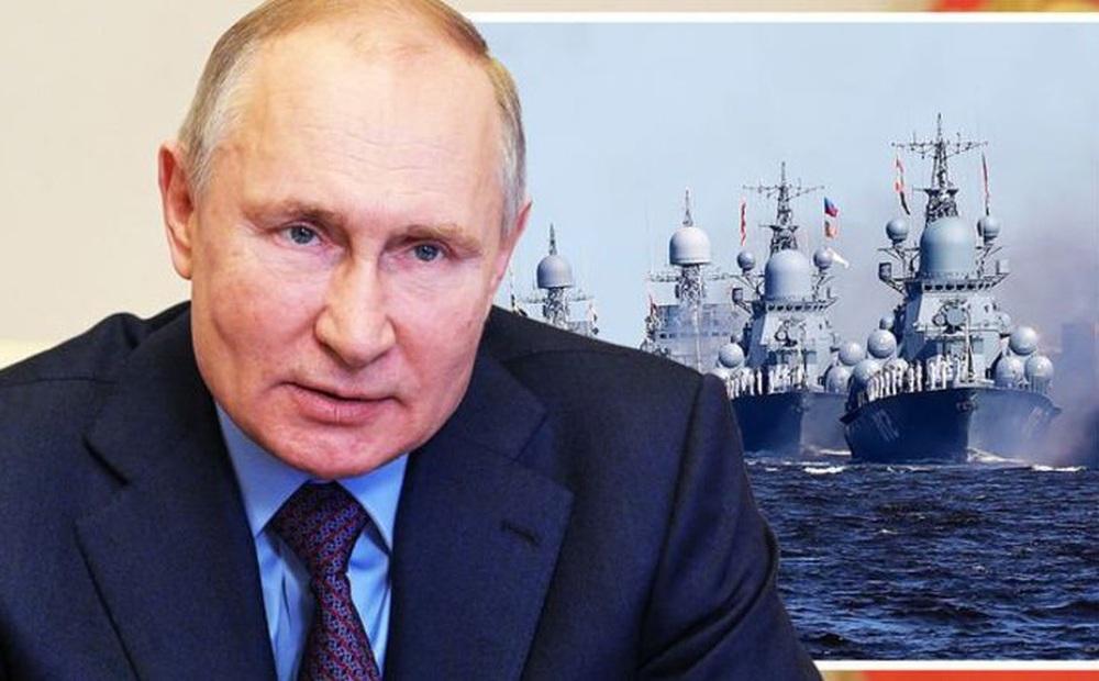 """Tuyên bố """"lạnh lùng"""" chưa từng thấy của TT Putin: Chiến tranh với Ukraine cận kề?"""