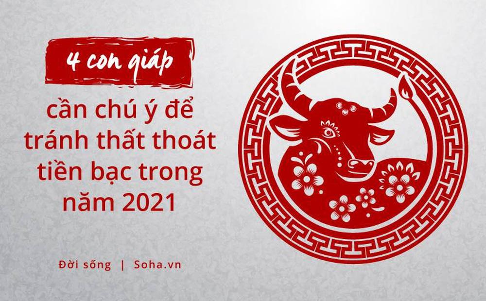 4 con giáp kiếm được bội tiền trong năm 2020, năm 2021 cần chú ý để không hao tài, tốn của