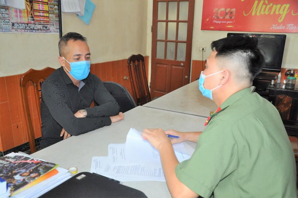 Thanh niên nhập cảnh trái phép về làm lây lan dịch Covid-19 ở Hải Dương bị phạt 18 tháng tù - Ảnh 2.