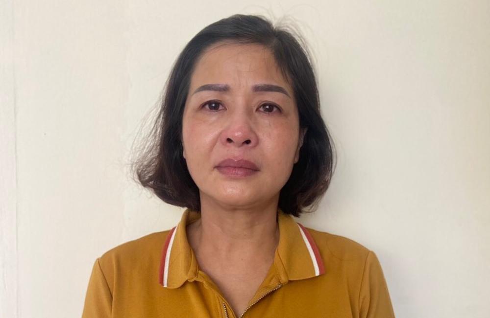 NÓNG: Bắt cựu Giám đốc Sở Giáo dục và Đào tạo Thanh Hóa Phạm Thị Hằng cùng 6 đồng phạm - Ảnh 1.