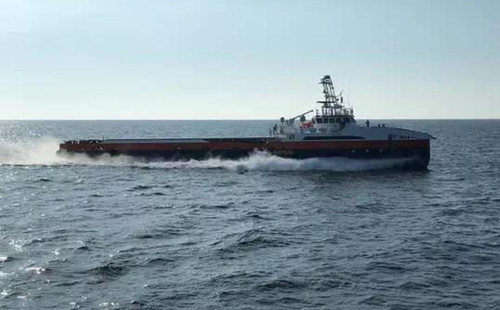 """""""Hạm đội Ma"""" của Mỹ tăng cường hai tàu không người lái cỡ lớn"""