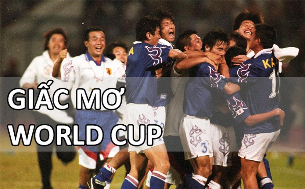 """Hành quân tới ĐNÁ, Nhật Bản đã dứt """"cơn ác mộng"""" 40 năm ở vòng loại World Cup như thế nào?"""