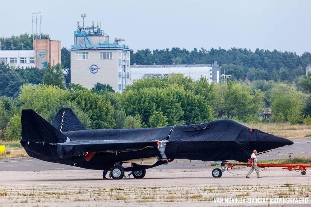 Bí ẩn bao trùm máy bay chiến đấu mới nhất của Nga: Động cơ khơi gợi trí tò mò tột đỉnh! - Ảnh 2.