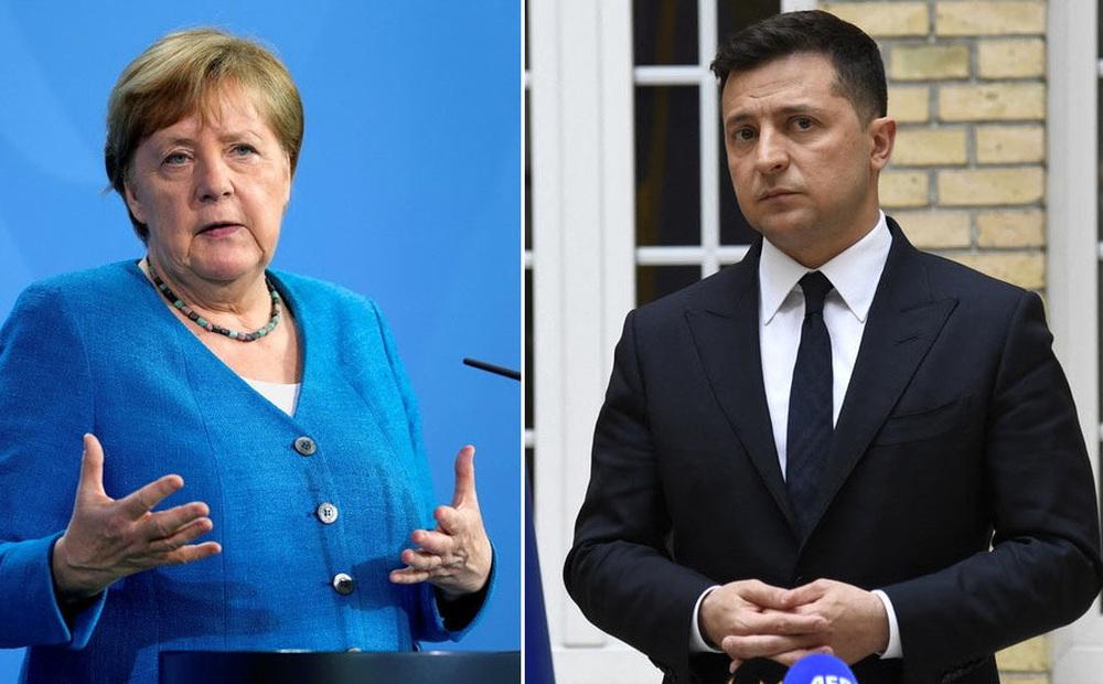 """Nord Stream 2: Cố vấn của Tổng thống Zelensky phẫn nộ, oán trách Đức đã """"bán đứng"""" Ukraine vì Nga"""