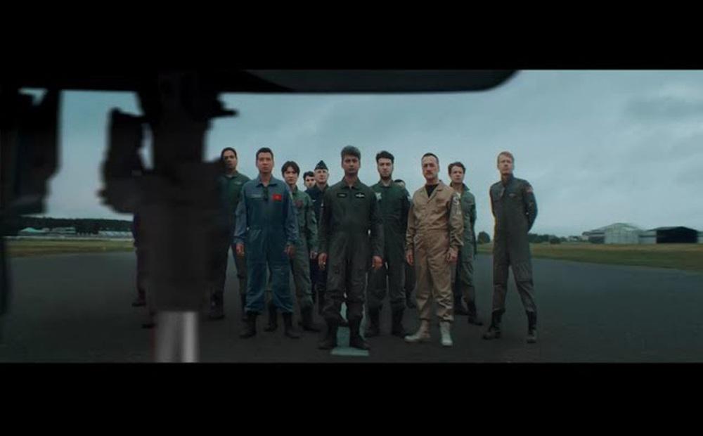 Phi công Việt Nam bất ngờ xuất hiện trong video giới thiệu máy bay chiến đấu mới nhất của Nga