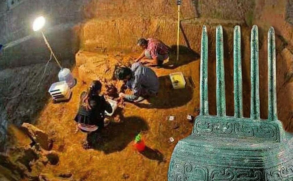 Phát hiện cổ vật 'xuyên không' tại khu lăng mộ 1.000 năm tuổi: Thật sự dùng để làm gì?