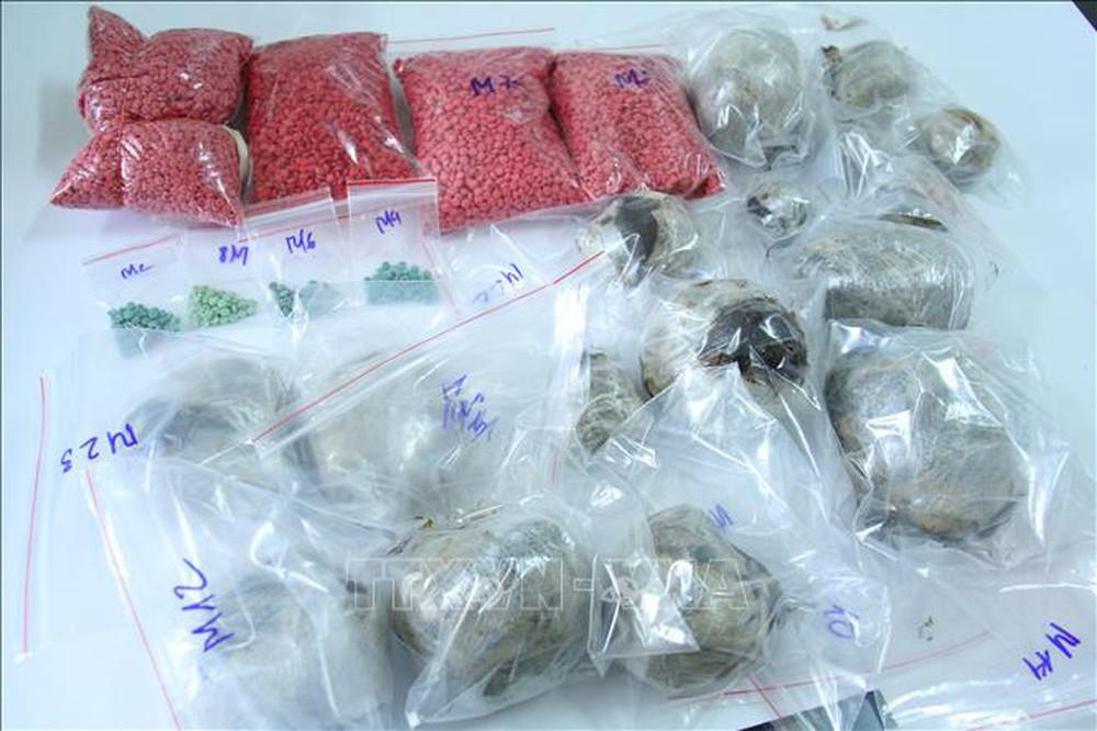 Lào Cai triệt phá 2 đường dây ma túy lớn - Ảnh 2.