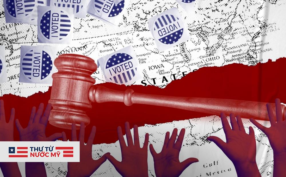 """Thư từ nước Mỹ: Cuộc nổi loạn ở Texas và một dự luật bị gắn mác """"độc tài"""""""
