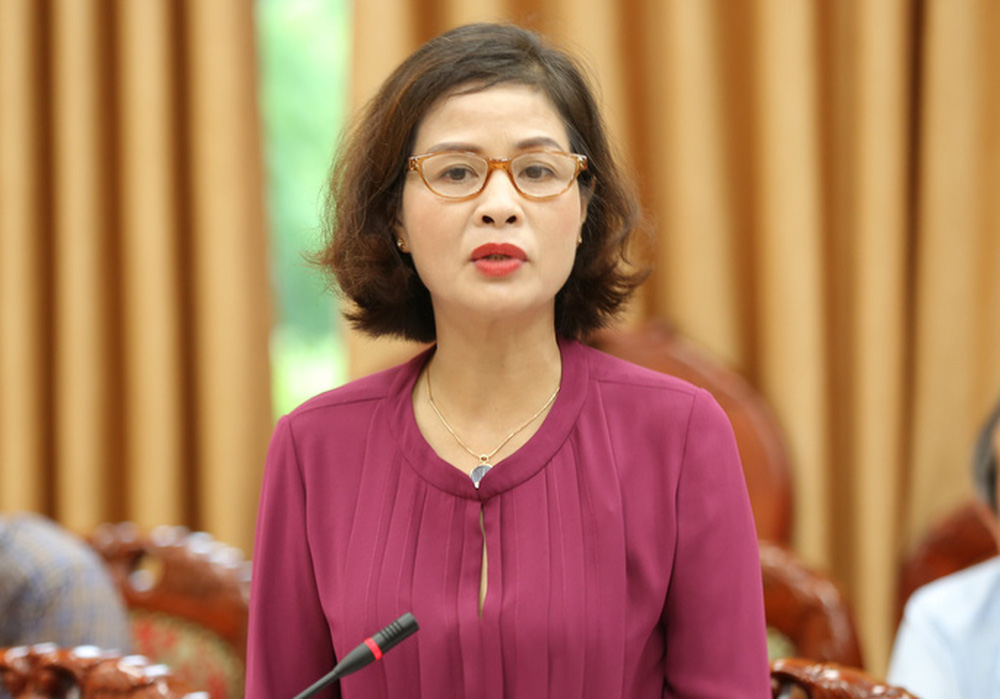 Vì sao nguyên Giám đốc Sở GD-ĐT tỉnh Thanh Hóa Phạm Thị Hằng bị bắt? - Ảnh 1.