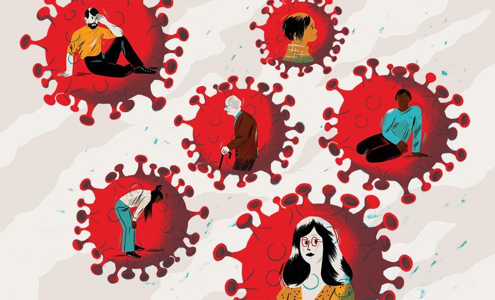 COVID kéo dài - khi người bệnh kiệt sức ngay cả khi đã hết virus: Mọi người cần hiểu rằng hội chứng này có thật! - Ảnh 2.