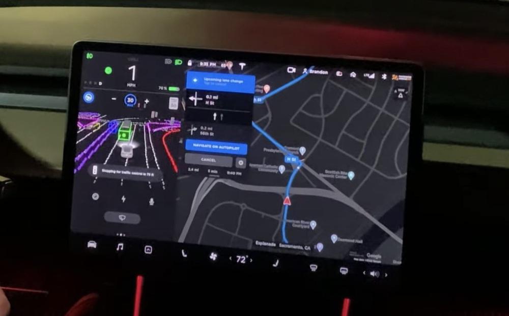 Bộ não tự hành của xe điện: VinFast tự lái cỡ nào so với Tesla? Câu trả lời khiến thế giới ngỡ ngàng!