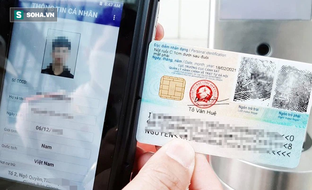 Thiếu tướng Phạm Công Nguyên: Thẻ Căn cước công dân có thể thay thế hộ khẩu giấy trong các thủ tục hành chính - Ảnh 1.