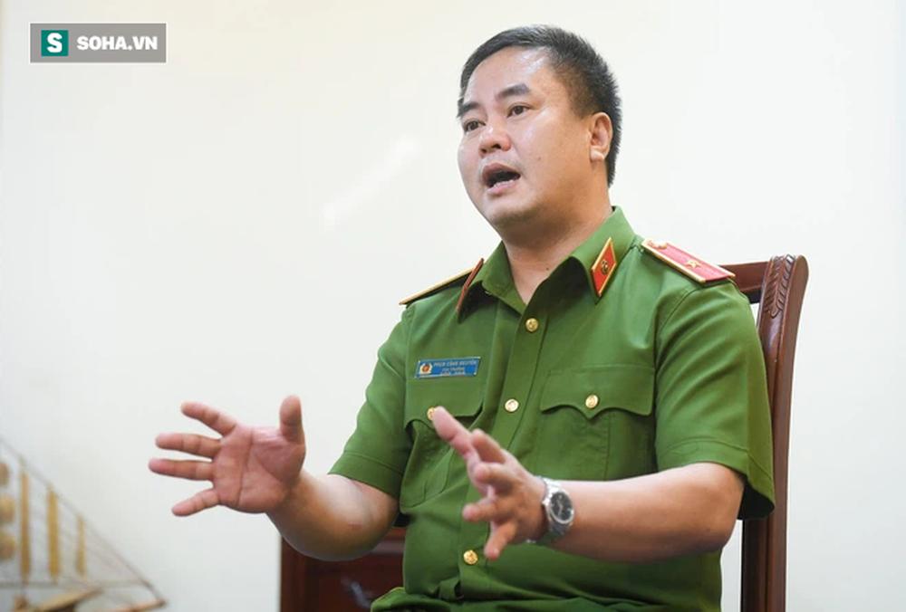 Thiếu tướng Phạm Công Nguyên: Thẻ Căn cước công dân có thể thay thế hộ khẩu giấy trong các thủ tục hành chính - Ảnh 2.