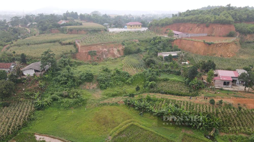 Nhà đầu tư về thôn làng, vùng rừng núi săn đất vườn sau sốt đất - Ảnh 2.