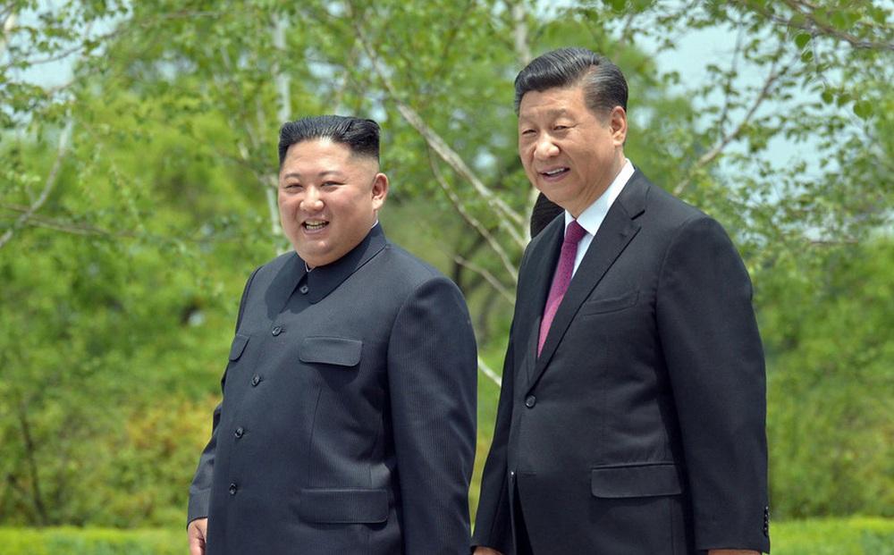 Ông Kim Jong-un nêu cam kết mới với Trung Quốc giữa những thách thức do COVID-19