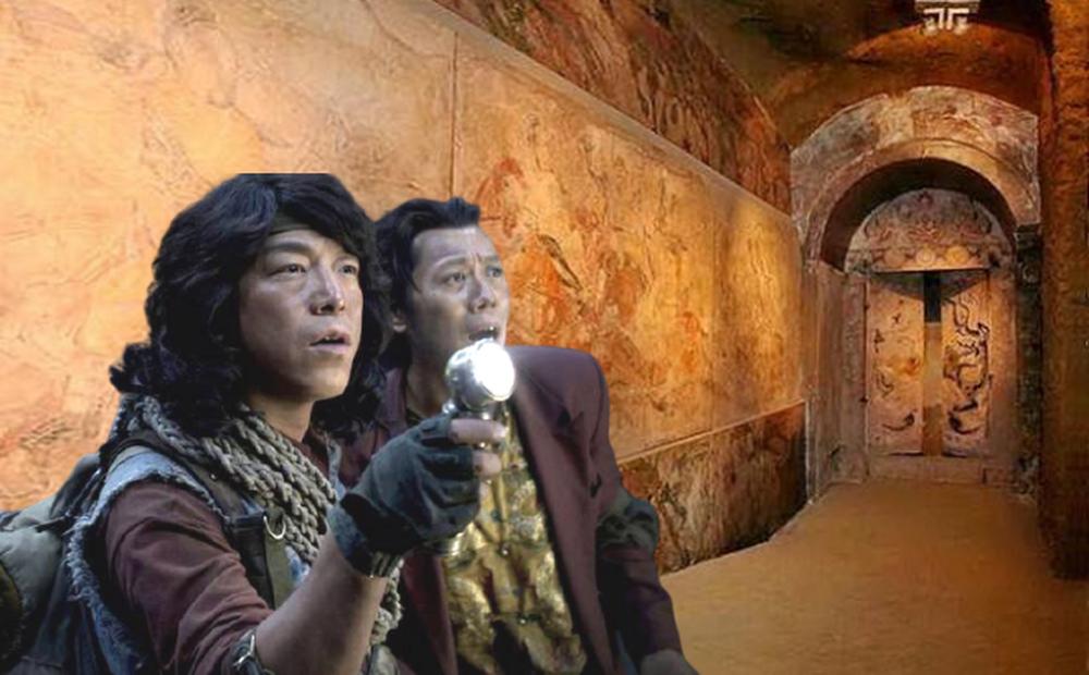 Ngôi mộ cổ bị kẻ trộm khoắng sạch đồ tùy táng nhưng sót lại thứ cực giá trị: Muốn cũng không tài nào trộm được!