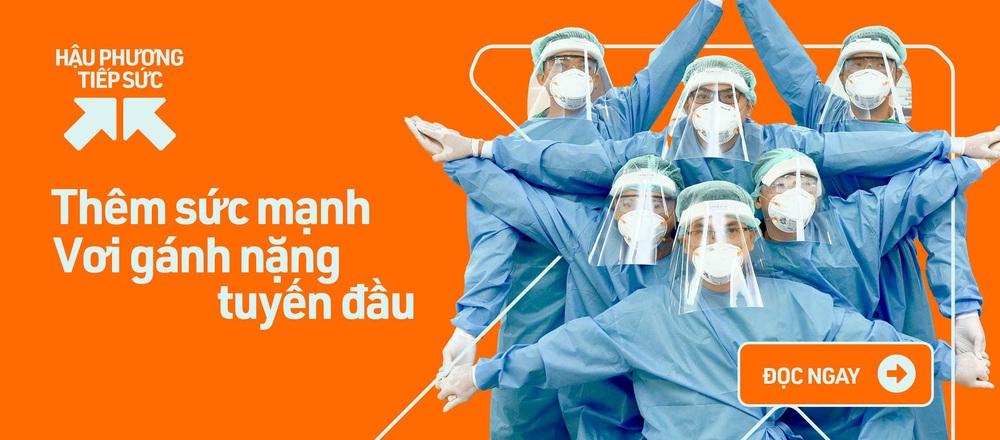 Đang đi giao hàng, tài xế đường dài vào viện xin test nhanh, kết quả nhiễm SARS-CoV-2 - Ảnh 2.