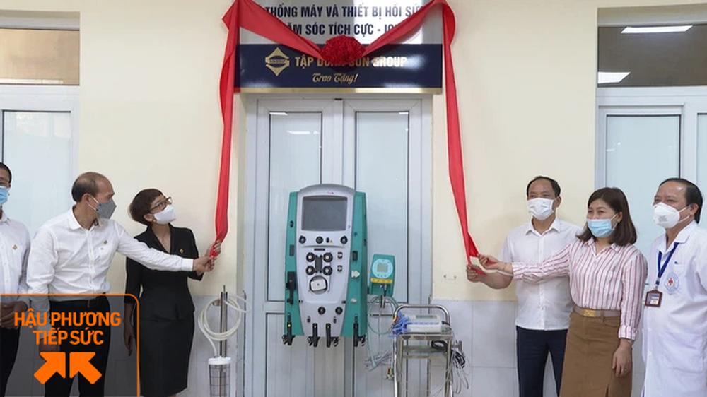 Sun Group khẩn cấp hỗ trợ 70 tỷ đồng mua trang thiết bị y tế chống dịch - Ảnh 5.