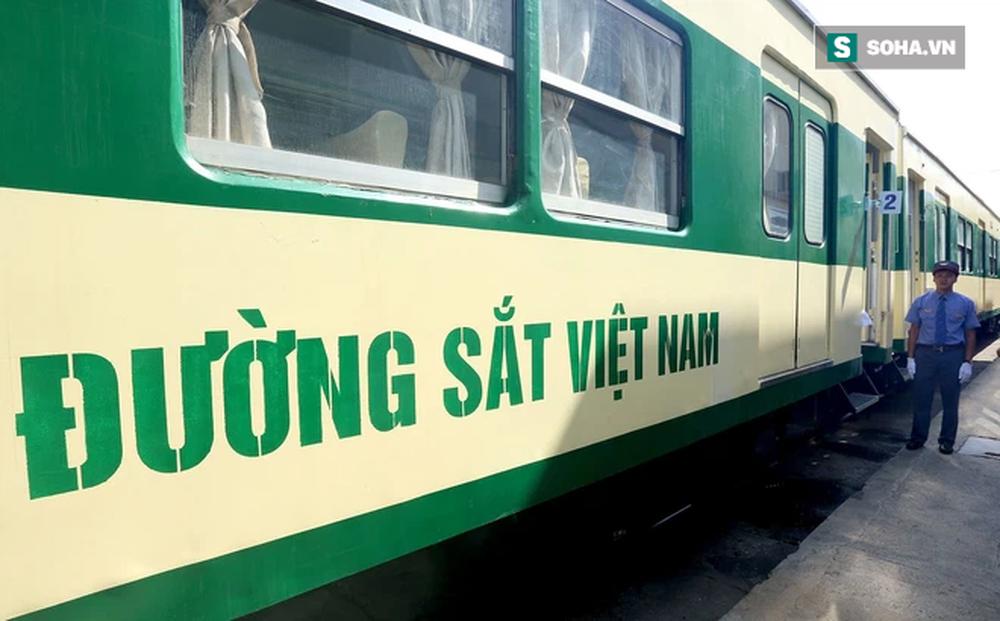 Đường sắt Việt Nam lập đoàn tàu chuyên biệt đưa người dân các tỉnh phía Nam về quê, hộ gia đình có thể thuê cả toa