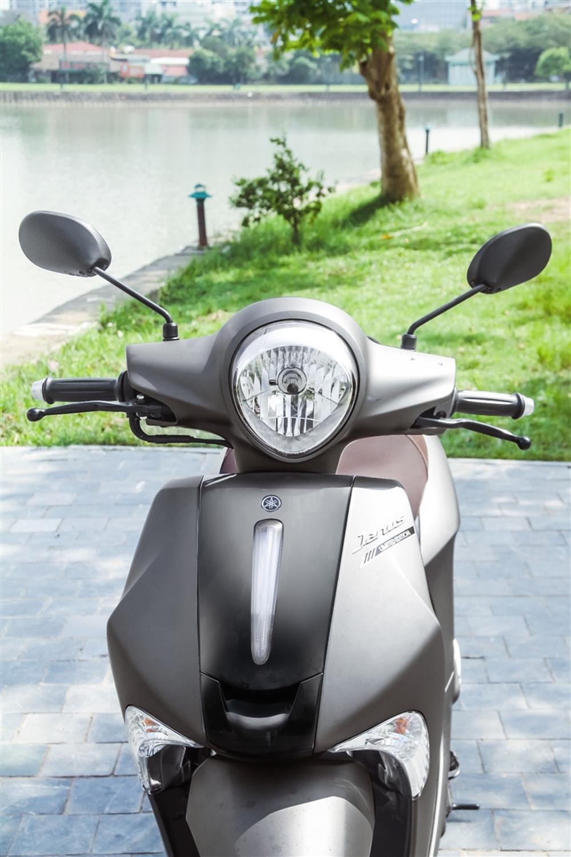 Xe tay ga tiết kiệm xăng bậc nhất Việt Nam: Chạy 100km uống 1,87 lít - Ảnh 2.