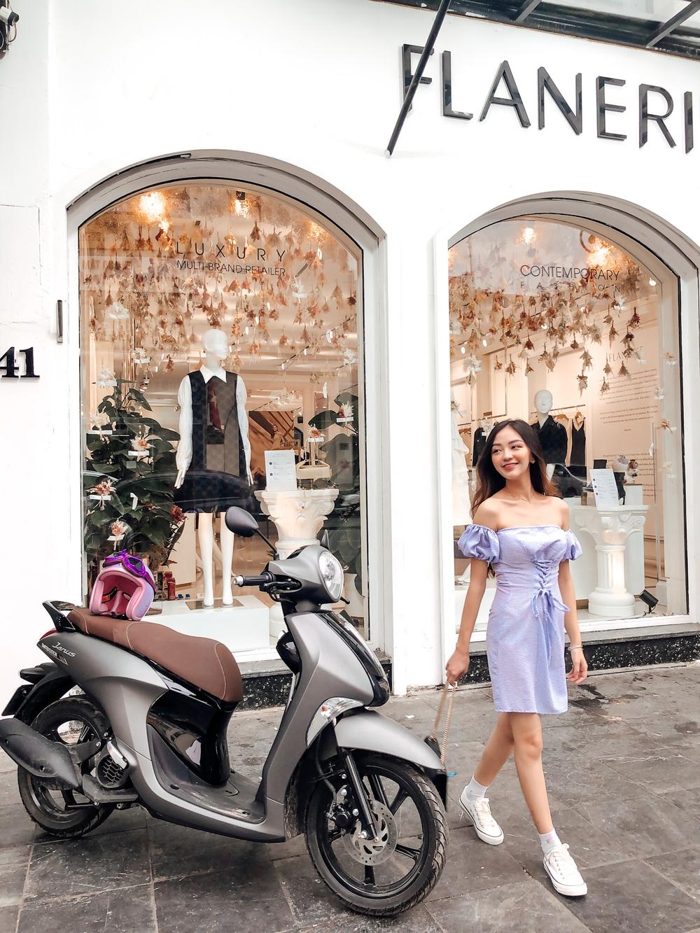 Xe tay ga tiết kiệm xăng bậc nhất Việt Nam: Chạy 100km uống 1,87 lít - Ảnh 1.
