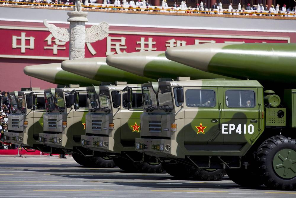 Chạy đua vũ trang ở châu Á nóng rẫy: Một nước sở hữu tên lửa khiến Trung Quốc phải sợ! - Ảnh 1.
