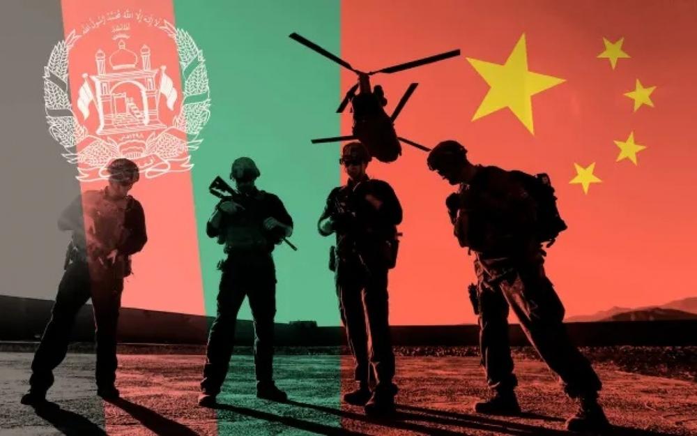 Hé lộ ý đồ của Trung Quốc với Taliban và Afghanistan - Ảnh 1.