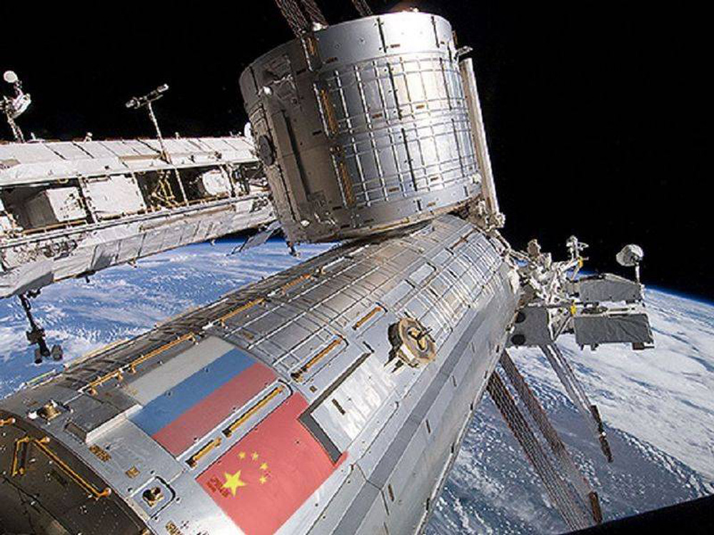 Thế lưỡng nan an ninh: Mỹ làm điều nguy hiểm cho Nga-Trung ngoài vũ trụ, nguy cơ đại chiến tinh cầu? - Ảnh 2.