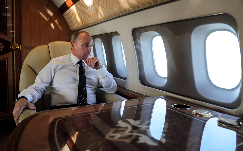 Đột phá ngay trong dòng máy bay phục vụ ông Putin, Nga hết thời lép vế trước phương Tây - Ảnh 2.