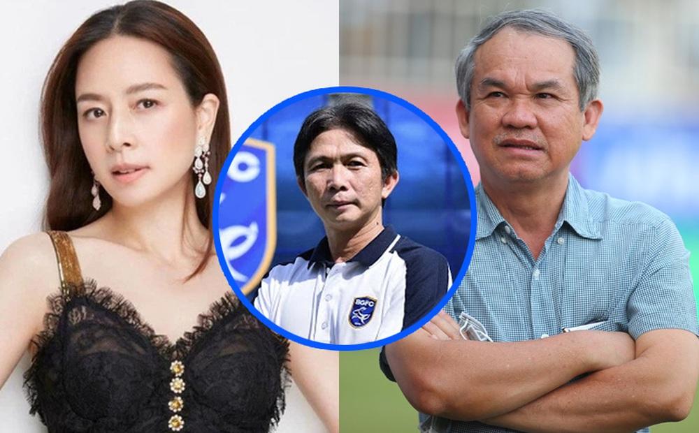 Công thần của bầu Đức chính thức về dưới trướng nữ chủ tịch xinh đẹp người Thái Lan