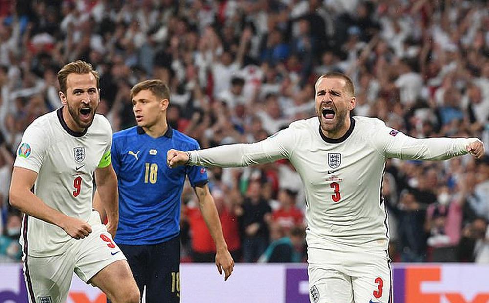 Tiết lộ sốc về tình trạng của Luke Shaw ở EURO 2020