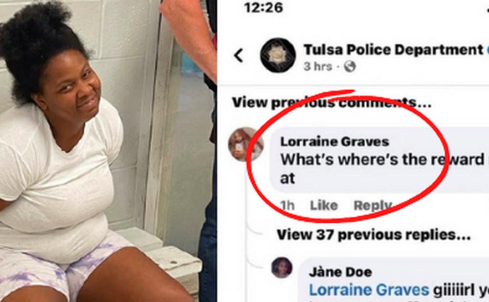 Người đàn ông bị bắn chết 3 tháng trước, cảnh sát truy lùng được nghi phạm chỉ nhờ một comment kỳ lạ của chính cô ta
