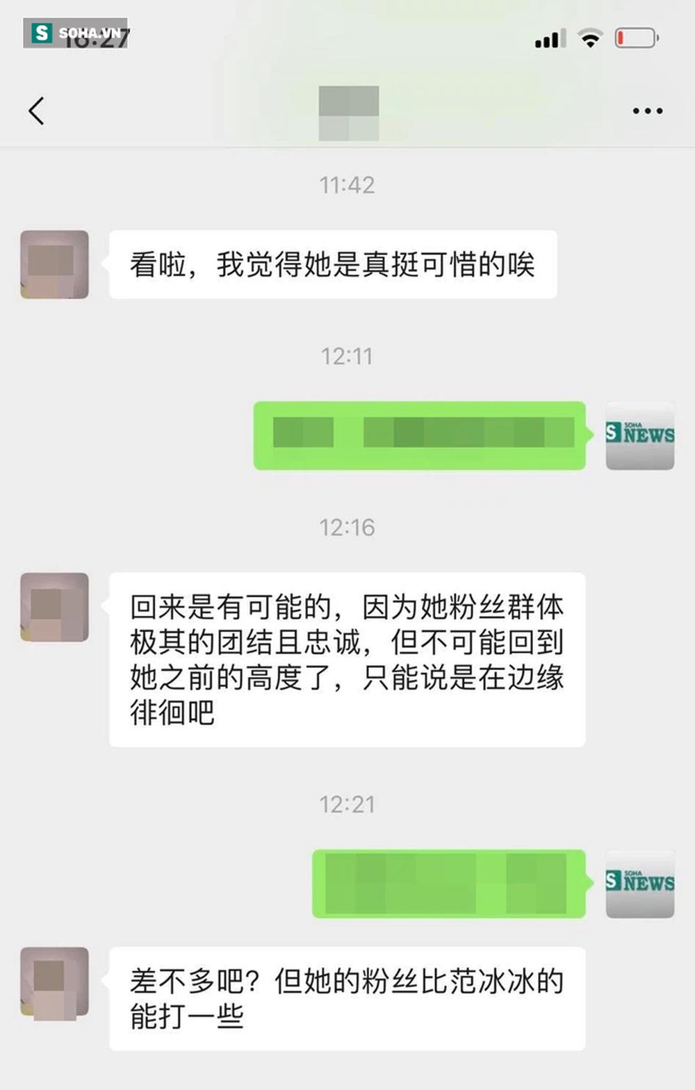 Độc quyền từ Trung Quốc: Trịnh Sảng kể khổ, cầu xin trở lại showbiz, quản lý nổi tiếng nói về khả năng tái xuất - Ảnh 2.