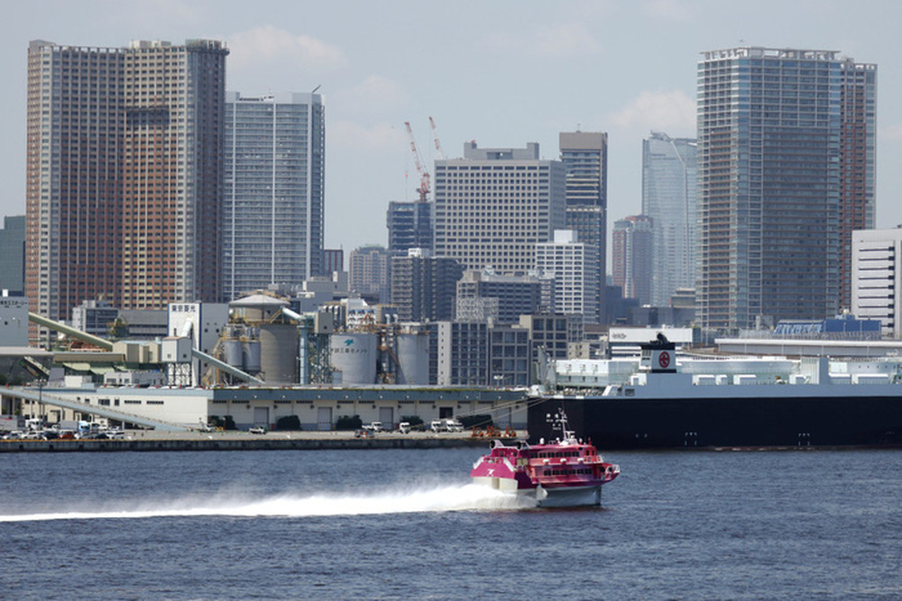 VĐV dự Olympic chê địa điểm tổ chức bơi tại Tokyo có mùi như nước bồn cầu - Ảnh 1.