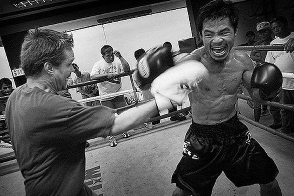 Manny Pacquiao và cú sốc tạo ra trong lần đầu tới Mỹ thượng đài - Ảnh 1.