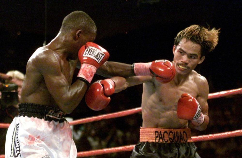 Manny Pacquiao và cú sốc tạo ra trong lần đầu tới Mỹ thượng đài - Ảnh 2.
