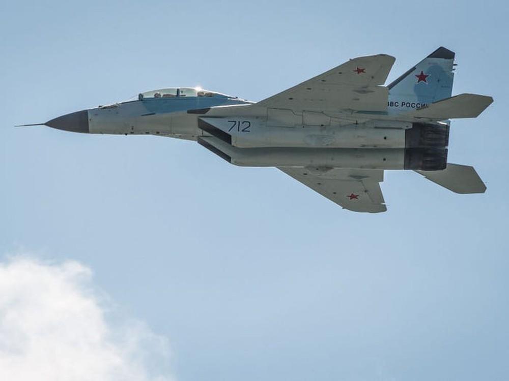 Bí ẩn quốc gia âm thầm mua máy bay chiến đấu MiG-35 của Nga - Ảnh 2.