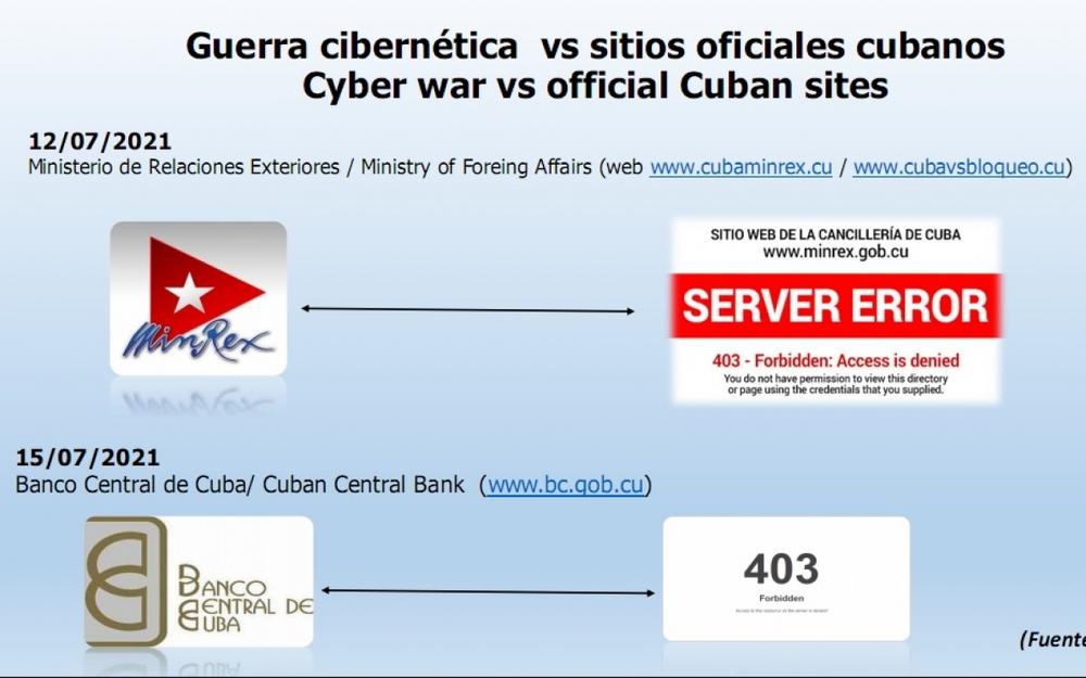 Đại sứ quán Cuba bóc mẽ chiến dịch tung tin giả và tấn công mạng nhằm vào Cuba - Ảnh 1.