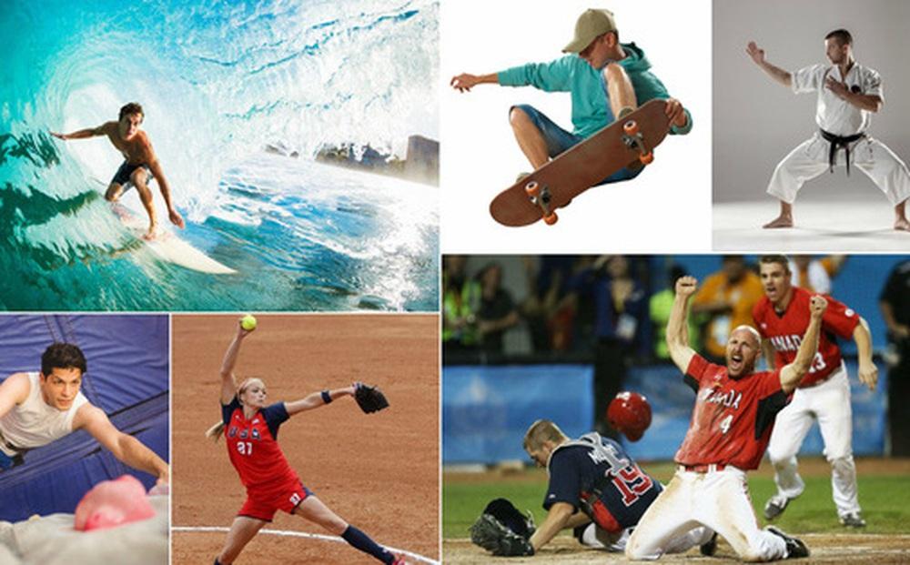 Toàn bộ chi tiết về những môn mới xuất hiện tại Olympic 2020