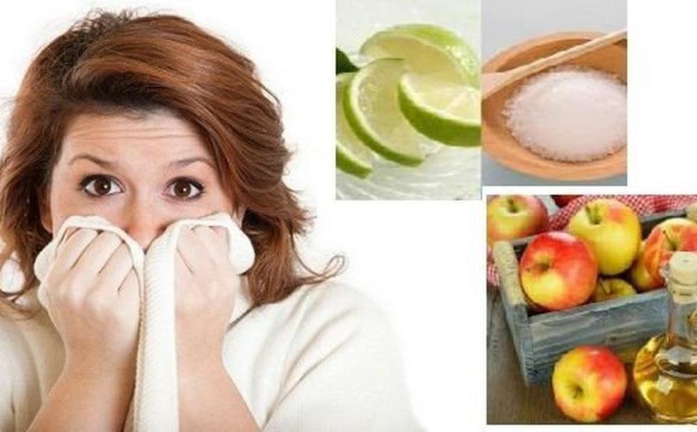 4 mẹo đơn giản chữa hôi miệng,không lo tốn kém