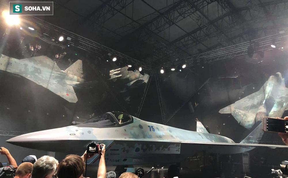 Người Mỹ trầm trồ: Cỗ máy tuyệt vời đã lộ diện tại MAKS-2021, đừng đánh giá thấp người Nga!