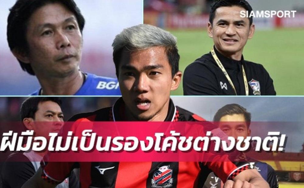 """""""Messi Thái"""" ra lời khuyên cho đội nhà, FAT liệu có động lòng với HLV Kiatisuk?"""