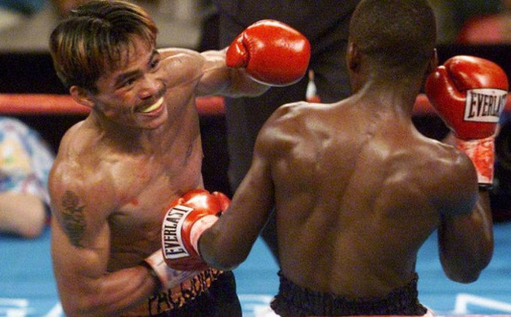 Manny Pacquiao và cú sốc tạo ra trong lần đầu tới Mỹ thượng đài