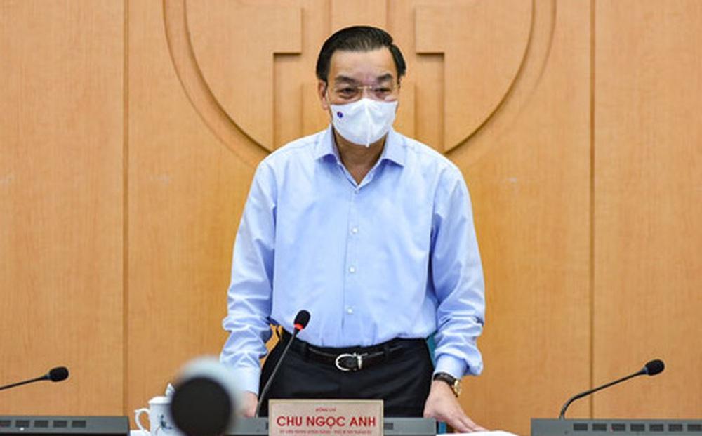 Hà Nội: Cách ly tập trung tất cả người về từ vùng dịch, thông báo trên loa các trường hợp về từ TP.HCM