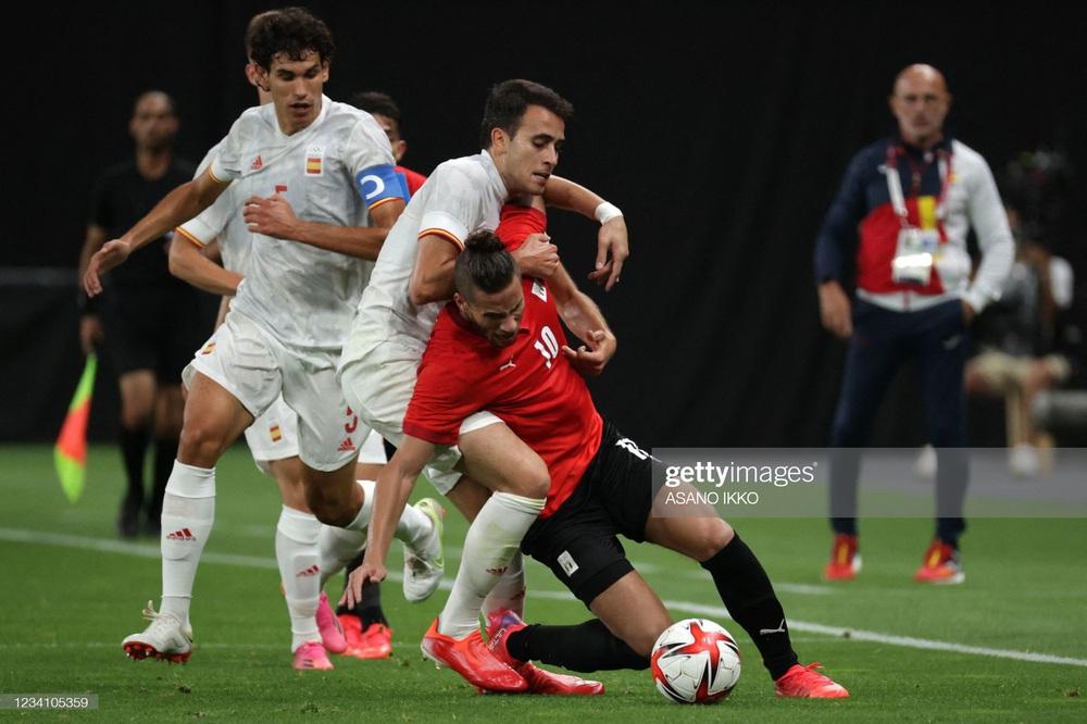 Bóng đá Olympic: Hàn Quốc mất điểm đầy nghiệt ngã; Pháp gây sốc với thất bại 1-4 - Ảnh 3.
