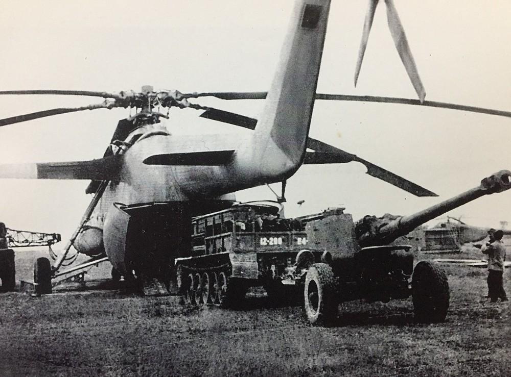 Trực thăng khủng nhất KQ Việt Nam làm những điều phi thường đến QĐ Mỹ cũng không ngờ tới - Ảnh 2.